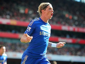 Di Matteo happy with Torres