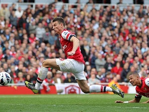 Arsenal given Koscielny boost