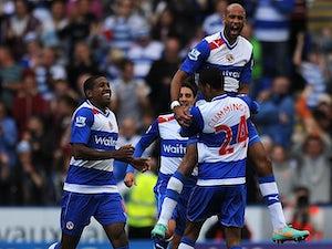 Half-Time Report: Swansea 0-2 Reading