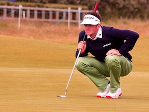 Bradley willing to fight putter ban