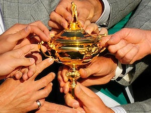Ryder Cup officially gets underway