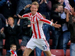 Crouch hints at Stoke exit
