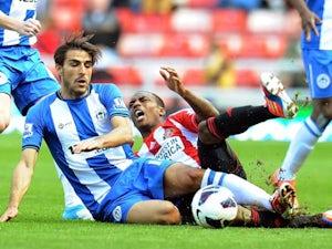 Gomez pleased with Wigan start