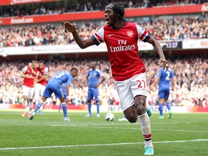 Wenger reveals Gervinho injury