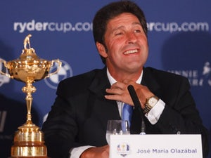 Olazabal rules out future captaincy