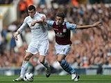 Gareth Bale, Matthew Lowton