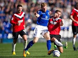 Team News: Burke fit for Blackpool clash