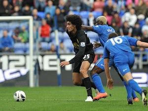 Fellaini targets swift return