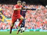 Steven Gerrard, Maurice Edu
