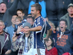 Half-Time Report: West Brom 2-1 QPR