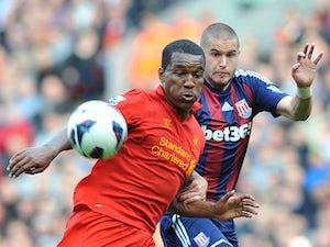 Half-Time Report: Liverpool 0-0 Stoke City