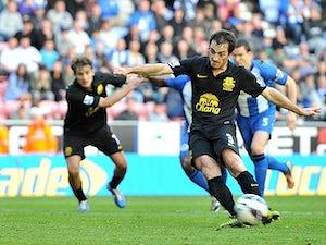 Baines praises Everton's character