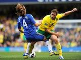 Grant Holt, David Luiz