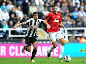 RVP unhappy with assist count