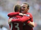 Tom Cleverley, Wayne Rooney