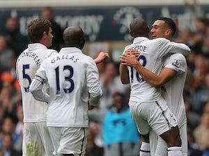 Result: Tottenham Hotspur 2-0 Aston Villa