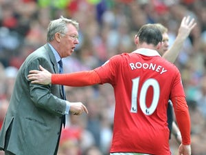 Ferguson hints at Rooney stay