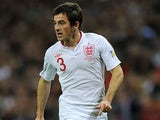 Leighton Baines for England