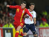 Gareth Bale and Shaun Maloney