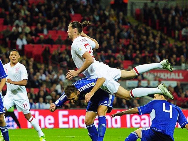 Allardyce backs Carroll for England