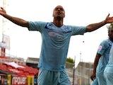 David McGoldrick scores for Coventry