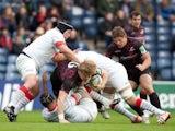 Edinburgh vs. Saracens