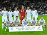 England vs. San Marino