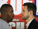 Carl Froch vs. Yusaf Mack