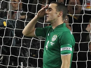 O'Shea: 'Ireland must forget about Germany defeat'
