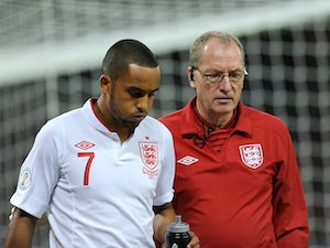 Walcott heads to hospital for chest scans