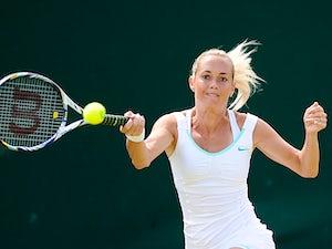 Result: Zakopalova wins Czech battle
