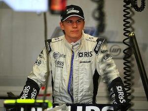Sauber sign Hulkenberg