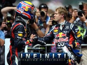 Webber: 'Vettel relationship is strained'