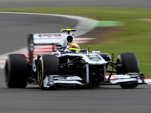 Maldonado: 'Williams close to top teams'