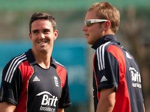 Broad reveals Pietersen meeting
