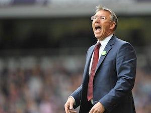 Southampton fans support Adkins