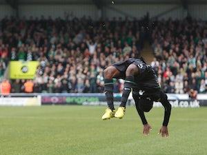 Team News: Efe Ambrose starts for Celtic