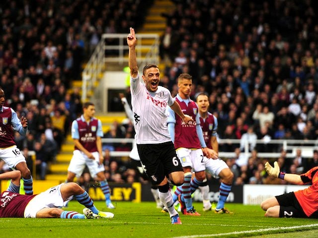 Chris Baird scores for Fulham