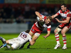 Gloucester pair added to England squad