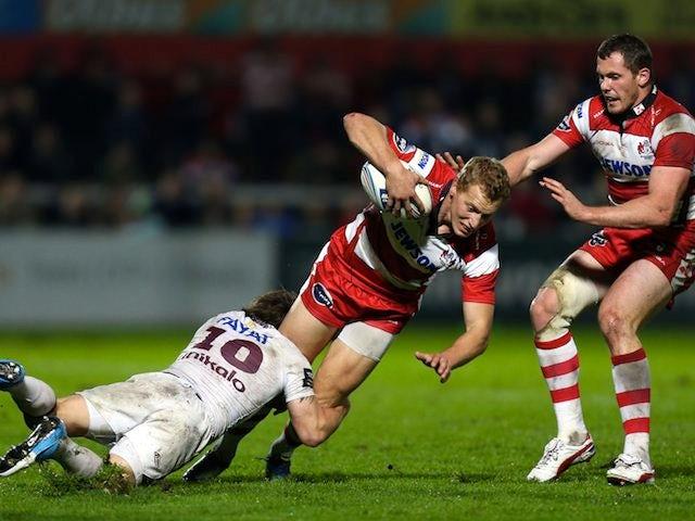 Result: Gloucester ease past Bordeaux