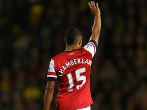 Oxlade-Chamberlain grateful for fan support