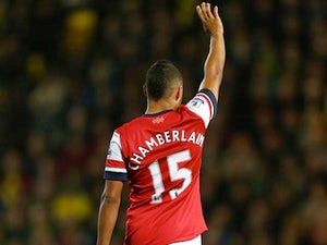 Oxlade-Chamberlain ruled out for Arsenal?