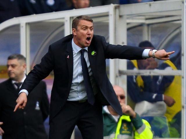 Clark urges Birmingham to push on