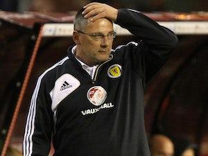 Levein to learn Scotland fate next week