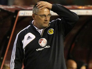 Adam gives Levein backing