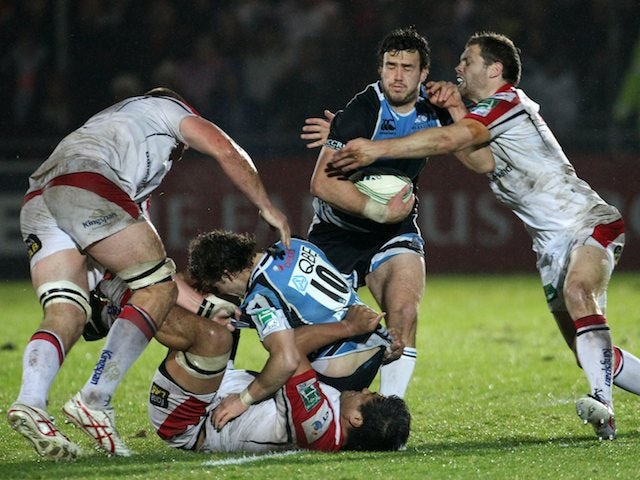 Result: Glasgow Warriors 8-19 Ulster