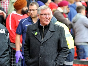 Ferguson: 'Premier League a three-horse race'