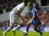 Eden Hazard for Chelsea
