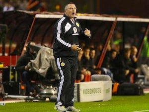 Levein seeks legal advice over Scotland sacking