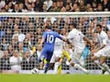 Juan Mata scores for Chelsea